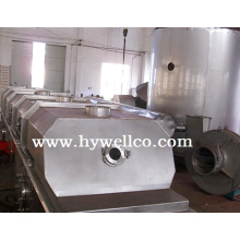 High Quality for Box Shape Fluidized Dryer Vibration Fluid Bed Dryer export to Bermuda Importers