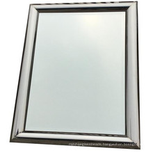 high quality stainless steel frame bathroom wall mirrors