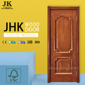 JHK-009-1 White Oak Wood Accordion Doors Wood Solid Wood Doors Price