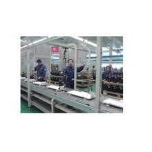 High quality hot sale Outdoor and indoor ac assembly line for air conditioner production line with technology