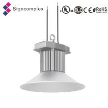 Iluminação alta industrial da baía do diodo emissor de luz de 200 W, a melhor luz alta industrial da baía do diodo emissor de luz com Ce RoHS do UL DLC