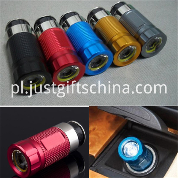 Personalized Aluminum Car Flashlight (2)