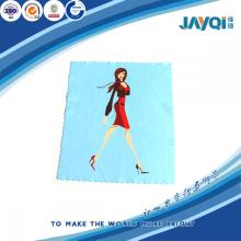 Single Transfer Microfiber Lens Wipe Cloth