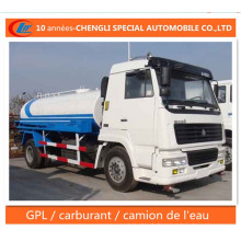 Camion D′aspiration Des Eaux Usees Sewage Suction