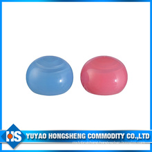 Wholesale Makeup Cosmetic Round Top Push Pull Cap