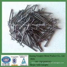 YW - 6cm 7cm galvanizado electro pregos de arame comum