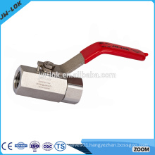 Made In China Cast Steel Fixed Ball Valve
