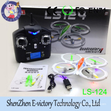 Pocket RC Quadcopter 2.4GHz 6-Axis Micro Quadcopter