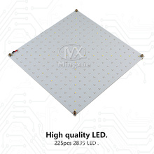 Panel DIY dla szklarni LED Grow Light