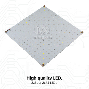 Panel DIY untuk Greenhouse LED Grow Light