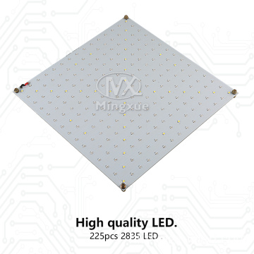 DIY Panel voor Greenhouse LED Grow Light
