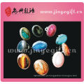Artesanato Shangdian Crochet Gemstone Diamond Ring