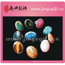 Shangdian Рукоделие Крючком Драгоценный Камень Кольцо С Бриллиантом