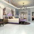 diseño de suelos de mármol para el hogar y baldosas de porcelana blanca de cristal baldosas de mármol