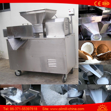 Stainless Steel Coconut Grate Drawing Machine Coconut Milk Press Machine