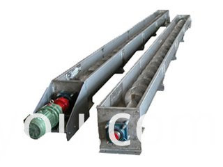 ball grinder spiral conveyor