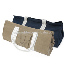 ЭКО-дружественных качество холст коврик для йоги сумка