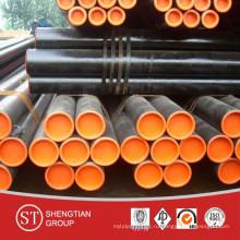 ASTM A106 Gr. B Бесшовные трубы из углеродистой стали