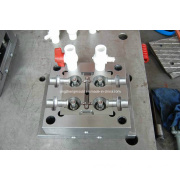 PVC Injection Mould for 50mm Ball Valve with Germany 2316 Steel