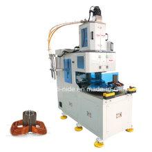 Máquina de Enrolamento de Bobina Automática para 2 Pólos, 4 Pólos e 6 Pólos Estator