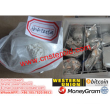 Halotestin Raw Powder Anabolic Steroid Supplements Bodybuilding Fluoxymesteron