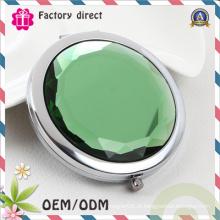 Atacado 50X50mm Design Clássico Espelho De Maquilhagem China Factor