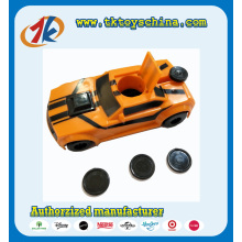 New Design Plastic Mini Car Toy with Disc