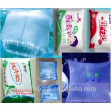 Suco de leite de aço inoxidável água-bolsa-embalagem-máquina-preço HP1000L-III