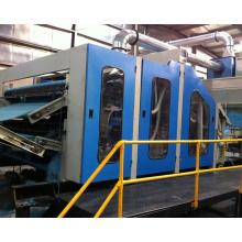 Chaîne de production non-tissée de polyester de machine à carder non-tissée