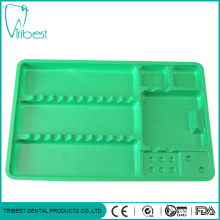 Dental Disposable Large Division Plastic Tray