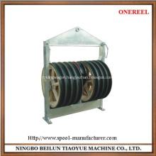 rope hoist pulley wheel block