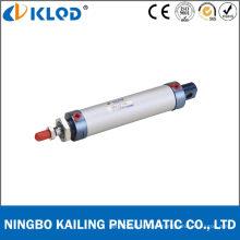 Cilindro de aire de aluminio de doble acción Mal40-200