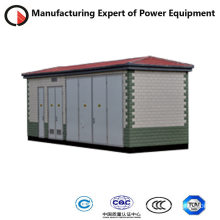 New Technology for Box-Type Substation with Competitive Price