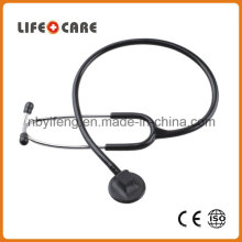 Medical Zinc Alloy Professional Single Head Stethoscope