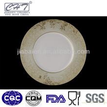 ZH005 Plaque décorative élégante avec décalque