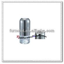 T001 - Agujero de 2,5 mm, sal y pimienta pequeños