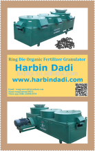 KHL-Series Animal manure fertilizer pellet machine