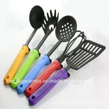 Produits promotionnels de cuisine de produits de ménage de silicium (ensemble)