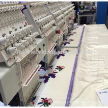 6 head computerized embroidery machine for sell price made in china