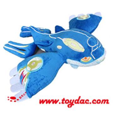 Plush Comic Film Fish Toy