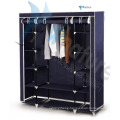 folding fabric Wardrobe, portable wardrobe for bedroom,canvan wardrobe