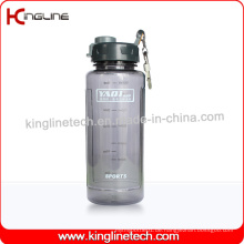 500ml / 650ml / 800ml / 1000ml Plastik-Protein-Shaker-Flasche, BPF frei (KL-7510)