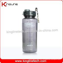 500ml / 650ml / 800ml / 1000ml Botella plástica del coctelera de la proteína, BPF liberan (KL-7510)