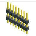 5.08mm Pin Header Single Row Double Plastic