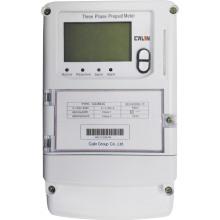 Medidor de energia pré-pago de três fases Sts IC Card
