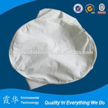 Cinturón de vacío y bolsa de líquido centrífugo filtro de tela