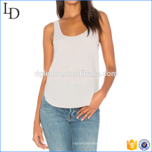 Hot sale custom Fashion Sexy Backless Womens Tank Top