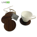 4pcs cuisine coaster set