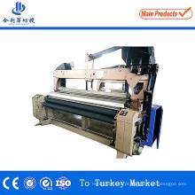 Jlh408 tecelagem alta conta máquina de tecido de alta densidade tear de jato de água