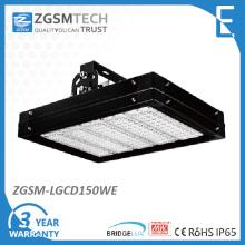150W LED Flood luz lúmen alto fluxo